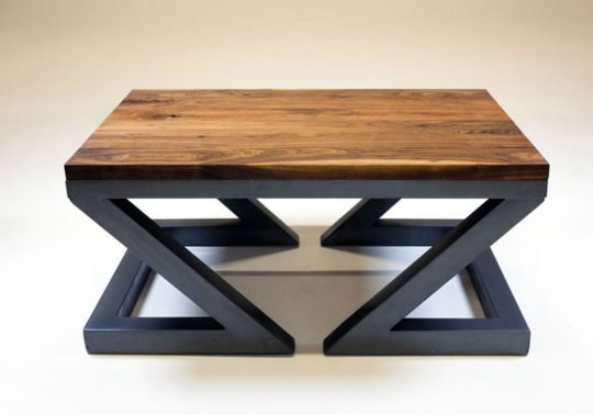 Coffee table Loft order in Moscow from the manufacturer