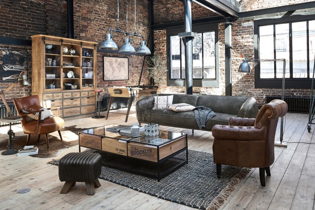 furniture industrial style in Moscow