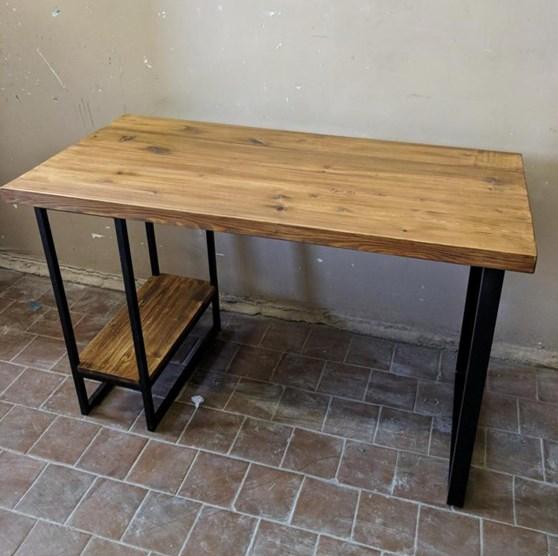 Loft style computer table LA38