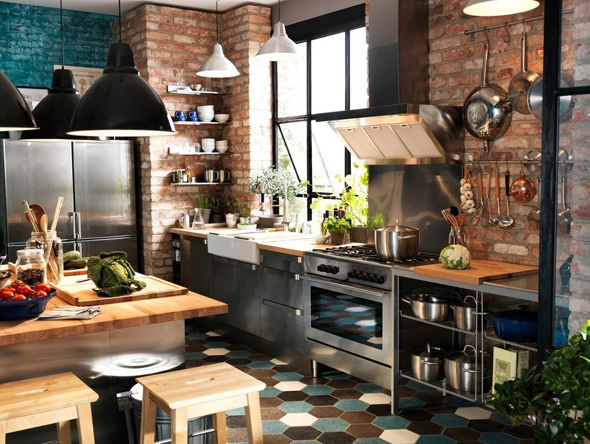 how-to-design-an-industrial-style-kitchen 10