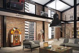 art loft arkhitektura iskusstvo