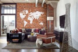 kirpichnyye steny v stile loft (5)